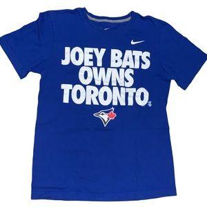 "Nike Toronto Blue Jays ""Joey Bats"" T-Shirt Small"